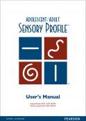 Sensory Profile Adolescent/Adult