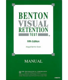 Benton Visual Retention Test – Fifth Edition